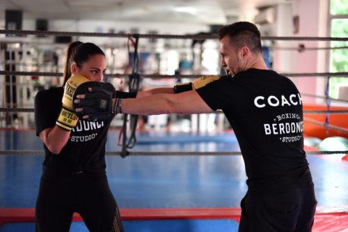 Boxea Berdonce