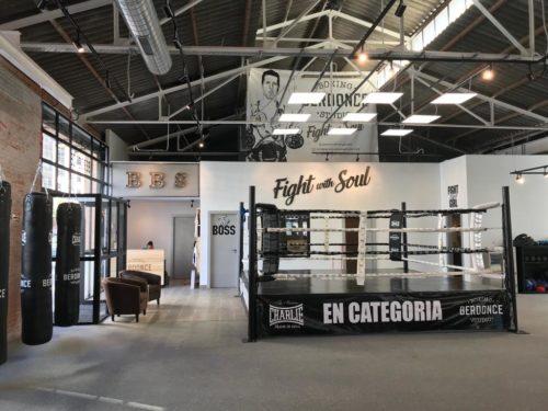 Espacio Boxeo las Tablas
